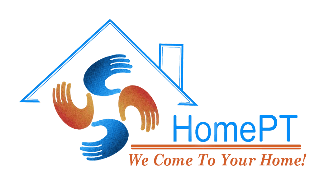 home physical therapy main logo