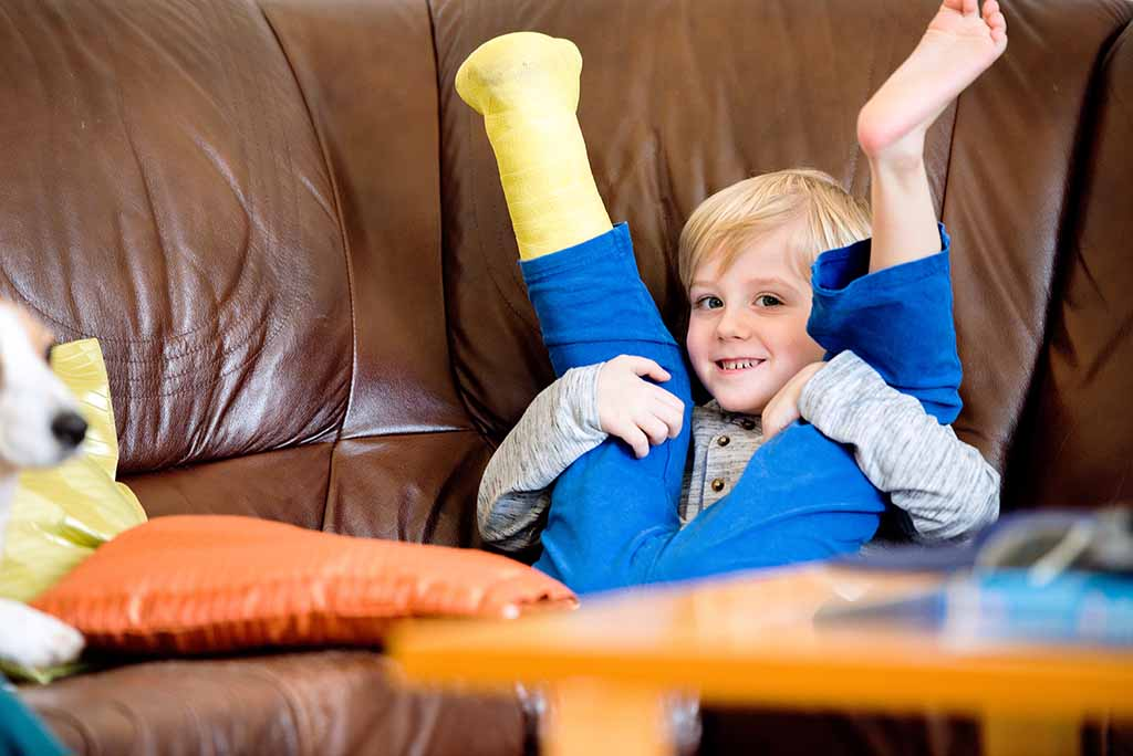 Advanced physical therapy for kids